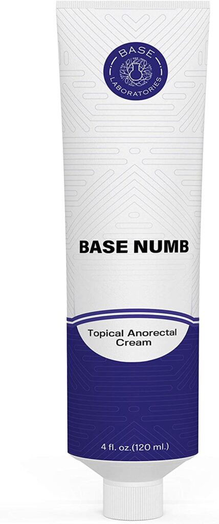 Base Lab Numbing Cream for Tattoos